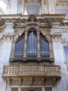 Organo Felice Bossi 1842.