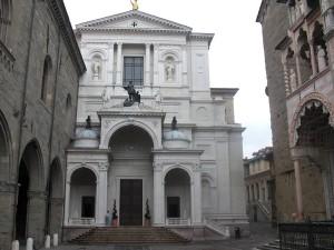 Facciata della Cattedrale.
