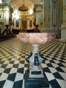 Interno Cattedrale.