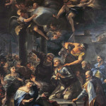Martirio di Sant'Alessandro di Nicola Malinconico.