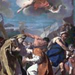 Martirio di Sant'Esteria di Giovanni Battista Pittoni.
