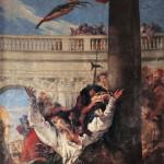 Martirio di San Giovanni Vescovo di Giambattista Tiepolo.