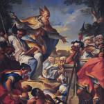 Predicazione di San Viatore di Francesco Monti.