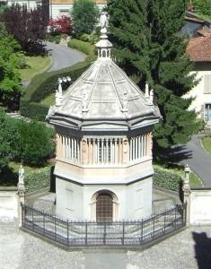 Il Battistero della Cattedrale.