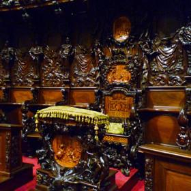 Cattedra Vescovile di Andrea Fantoni.
