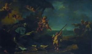 Morte di San Francesco Saverio.
