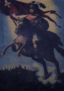 Sant'Alessandro a cavallo di Fabio Ronzelli.