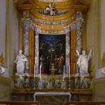 Seconda Cappella di destra - San Carlo Borromeo.